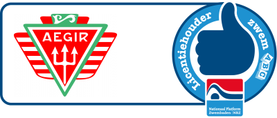 NPZ duim met logo